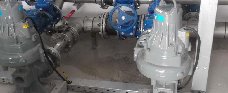 Dunavarsány – Hűtőtorony-gépészet