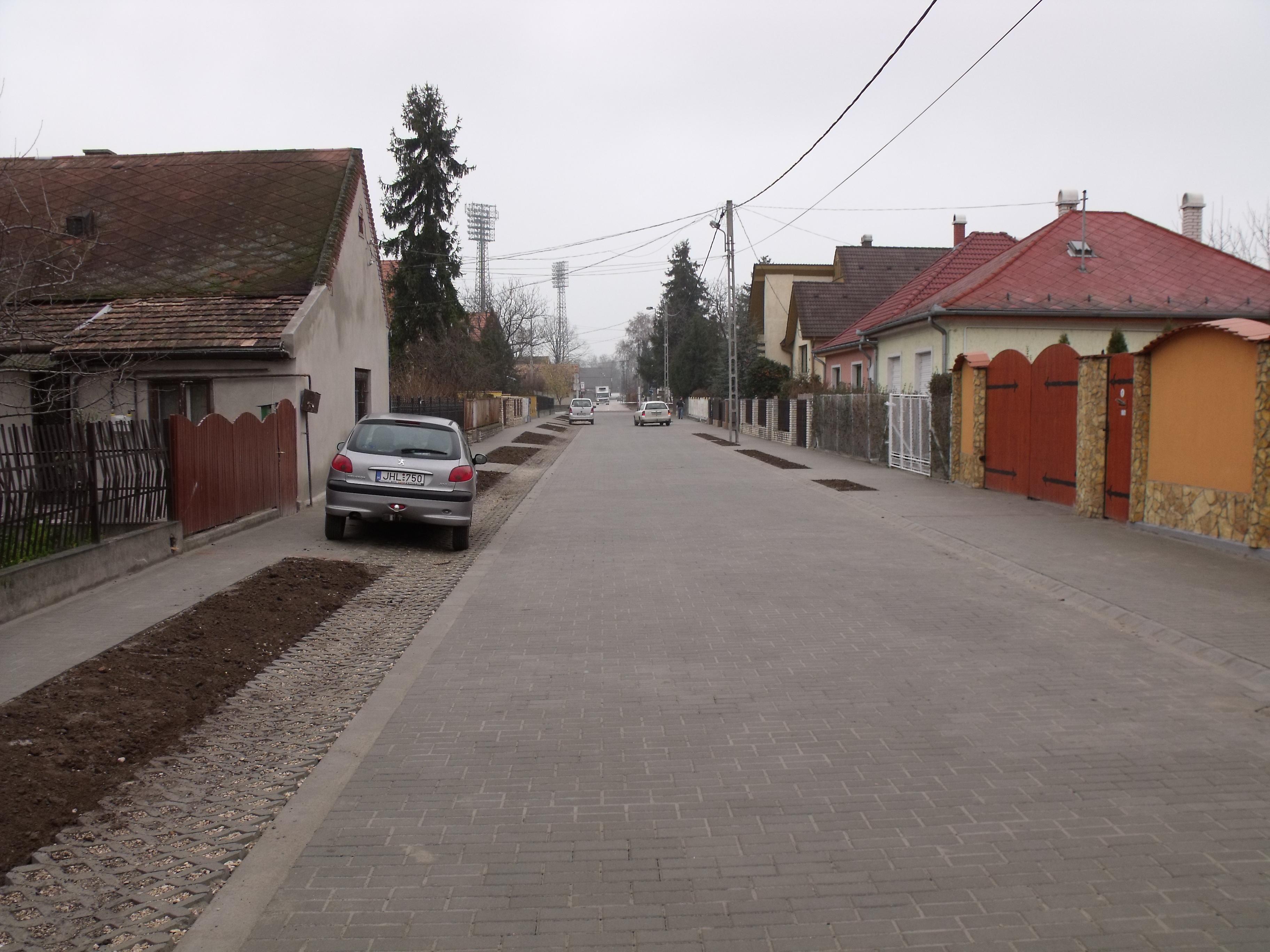 Siófok Klapka utca